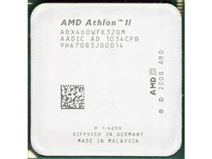 AMD Athlon II X3 460 3.4GHz Triple-Core AM3 CPU